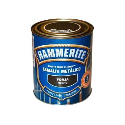 Hammerite Esmalte LISO directo Hierro y Oxido