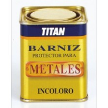 Barniz Protector Metales