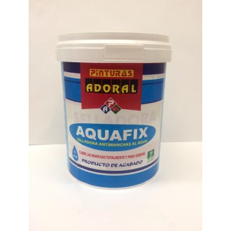 Aquafix Selladora antimanchas al agua 750 ml - Adoral