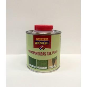 Quitapinturas Gel Plus ADORAL 375 ml