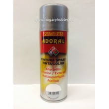 Pintura metalizada en Spray 400 ml Dorada