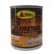 Barniz de Poliuretano para suelos de madera - Promade