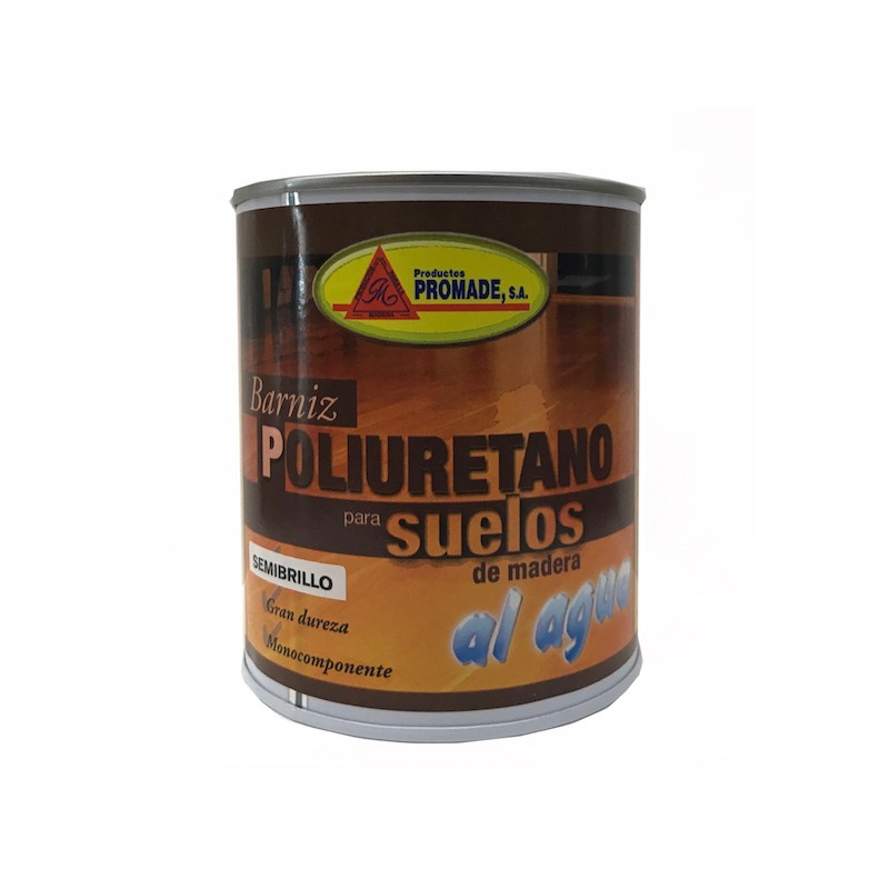 Barniz de poliuretano para suelos de madera promade - Cera para suelos ...