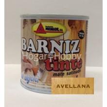 Barniz tinte satinado al agua 375 ml - PROMADE