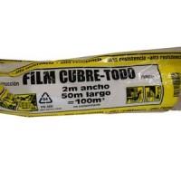 Film Cubre Todo 100m2 2x50m