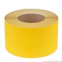 Rollo Lija por metros amarilla
