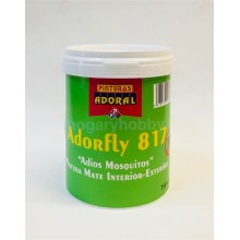 Pintura Plástica Repelente de Mosquitos Adorfly 817 750 ml- Adoral