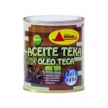 Aceite de Teca al agua - Promade