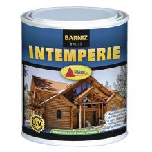 Promade - Barniz intemperie al agua para maderas de exterior