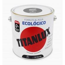 Titanlux Esmalte Ecológico 566 Blanco 2,5L. Interior-exterior - TITAN