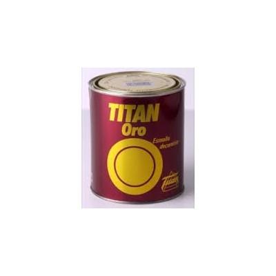 Esmalte Titan Oro Amarillo  - Titanlux