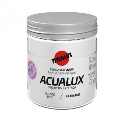 Acualux Satinado 75 ml - Titan
