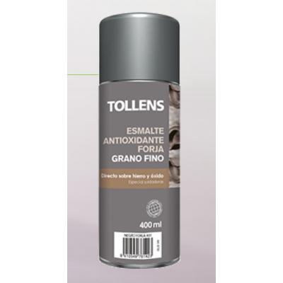 Tollens - ESMALTE ANTIOXIDANTE FORJA SPRAY GRANO FINO 400 ml