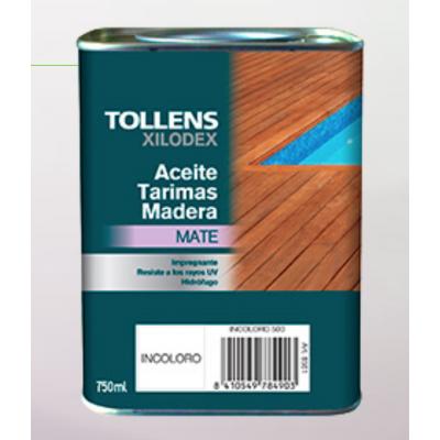 Tollens - Aceite para Tarimas de Madera