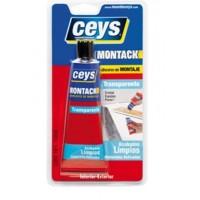 MONTACK Adhesivo de Montaje Transparente CEYS
