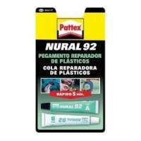 Nural 92 Pegamento Reparador de Plásticos PATTEX