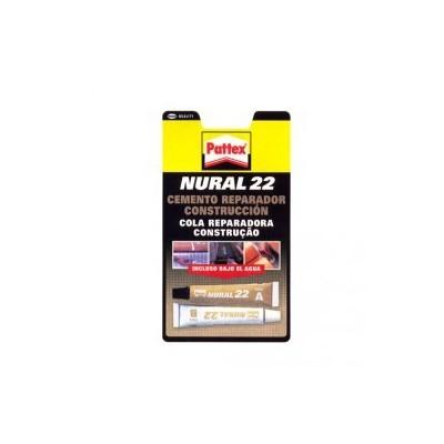 Nural 22 Cemento Reparador Construcción PATTEX