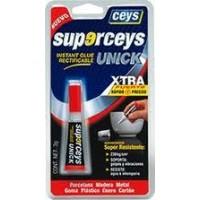 Instant Glue UNICK Extrafuerte 1+1 6gr. Gel CEYS