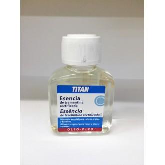 Esencia de Trementina Rectificada 100 ml