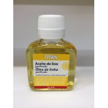 Aceite de Lino Purificado 100 ml TITAN