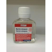 Barniz Retoques 100 ml TITAN