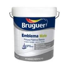 Pintura Plástica Mate Emblema BRUGUER