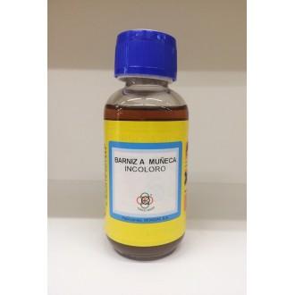 Barniz Muñeca Incoloro Cinco Aros 125 ml - Orita