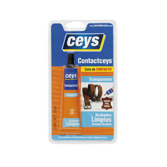 Contact CEYS Transparente