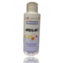 Pegamento Decoupage y Collage 140 ml Arenart