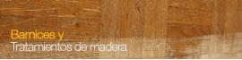 Tintes y colorantes para la madera